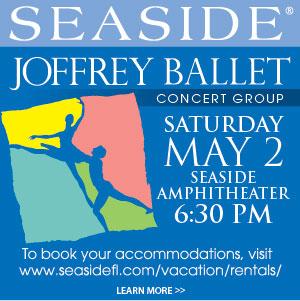 Seaside Joffrey Ballet 300x300 px booking