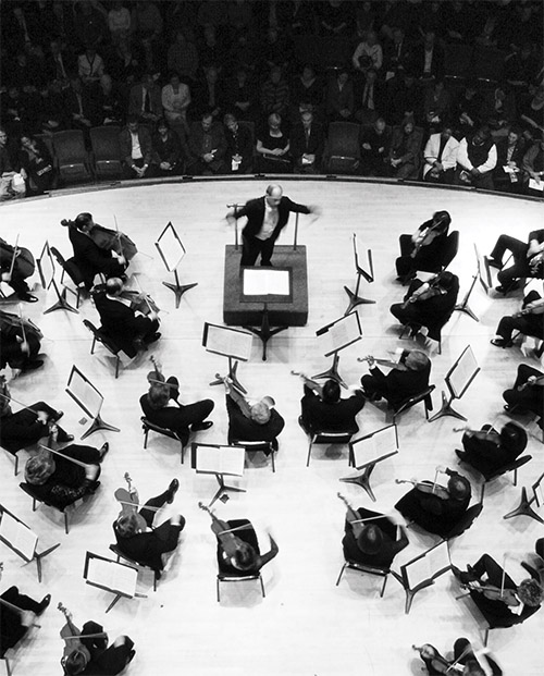 Atlanta Symphony Orchestra premieres Creation/Creator