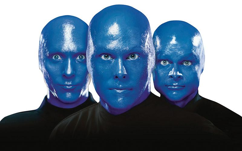 Blue Man Group Köln 2021