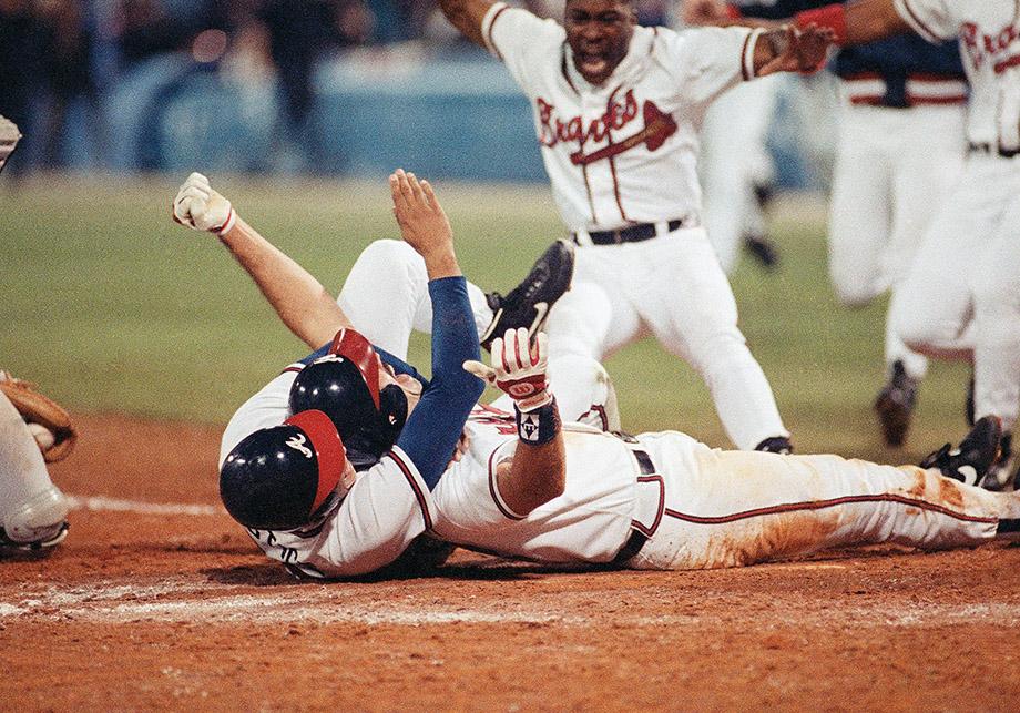 Braves vs Pirates Baseball