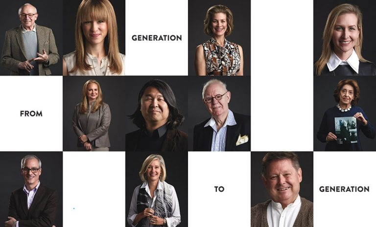 From generation to generation: The visionaries who inspire Atlanta designers