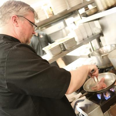 Chef Jon Allen