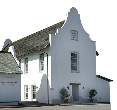 Town Hall, Rosemary Beach
