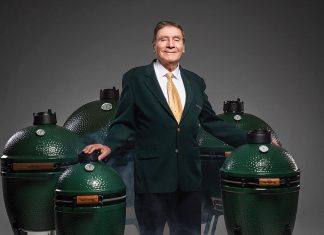 Ed Fisher Big Green Egg