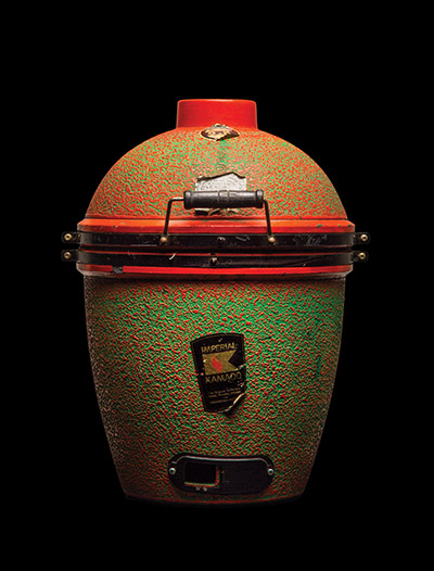 Inspiration for the Big Green Egg