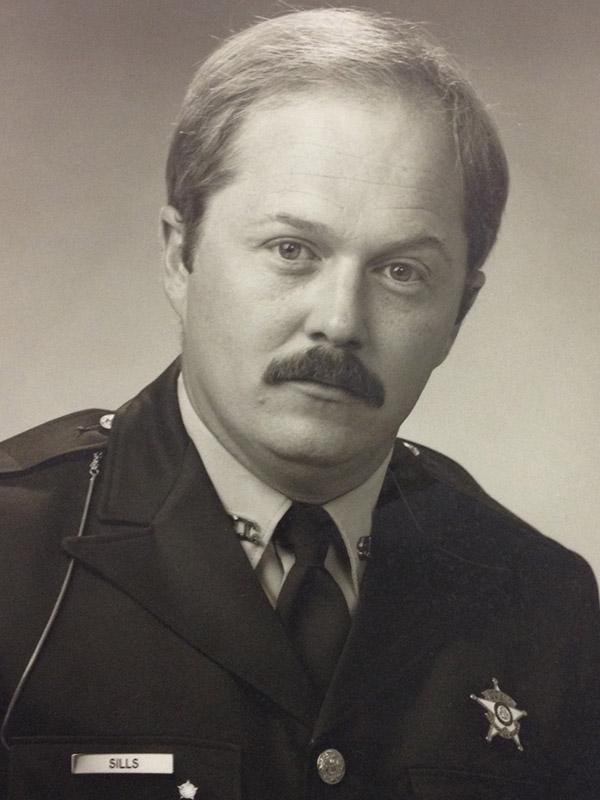 Relentless: Putnam County Sheriff Howard Sills chases a killer