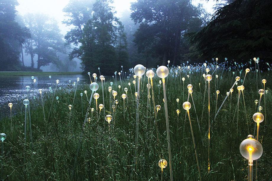 Bruce Munro Lights Up The Atlanta Botanical Garden With
