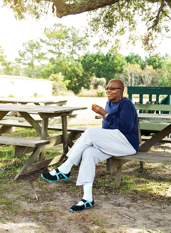 Commentary: The legacy of Cornelia Walker Bailey, the griot of Sapelo Island