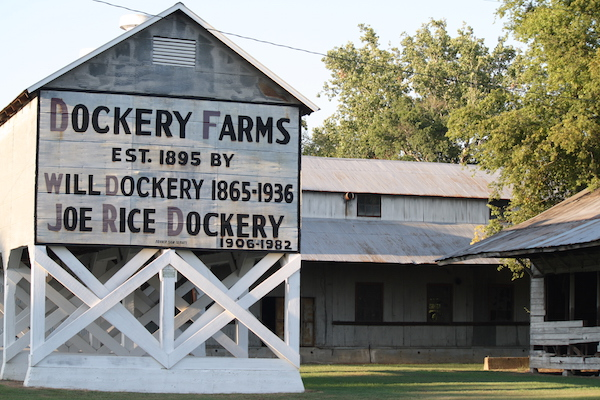 Dockery Farms, Cleveland, Mississippi
