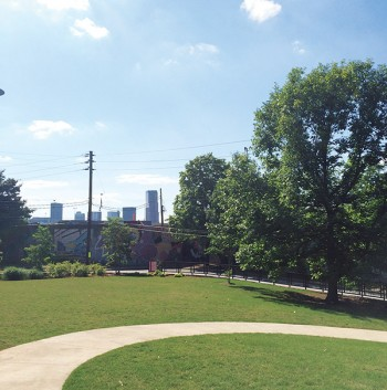 Esther Peachy Lefevre Park
