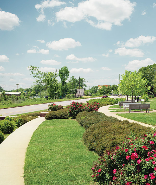 A greener future for Atlanta's parks