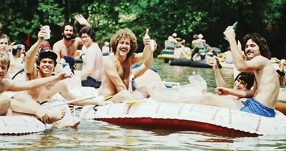 Ramblin' Raft Race