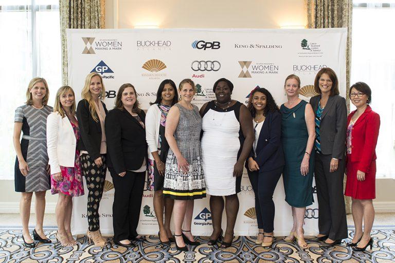 Promotion: Women Making a Mark 2015