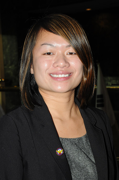 Meet Parks Commissioner Amy Phuong