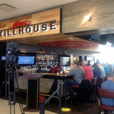 Atlanta Stillhouse celebrates its grand opening today.