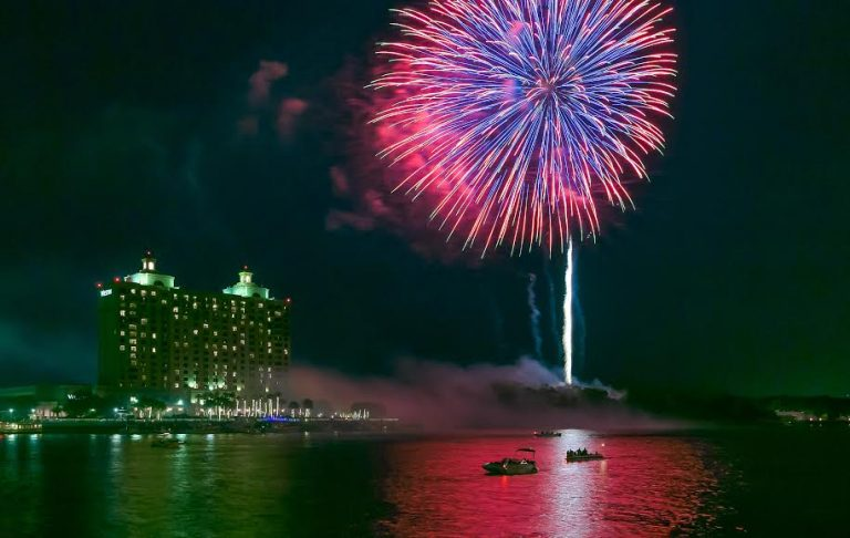 Boom! 16 Fourth of July festivities around Georgia