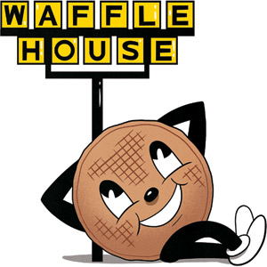 Waffle House real estate could be yours, for a price