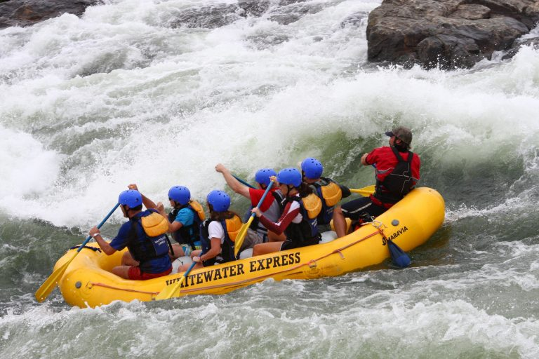 Beat the Heat on Columbus' Famous Whitewater Course