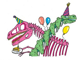 Fernbank Dinosaur Birthday Bash
