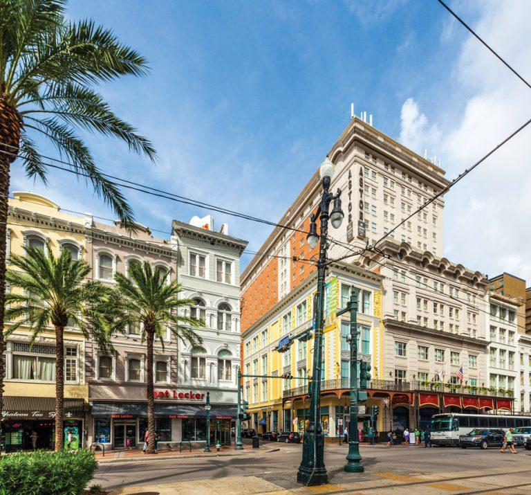 Destination: New Orleans