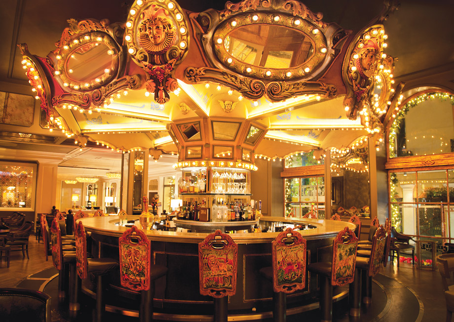New Orleans Carousel Bar