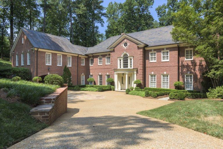 House Envy: $4.4-million Tuxedo Park estate is a federal beauty