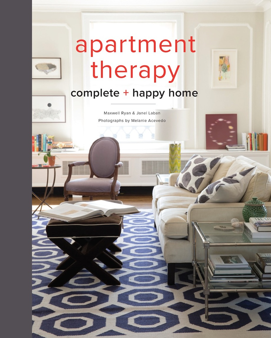 Apartment Therapy's New Book Aims At Millenial Homeowners
