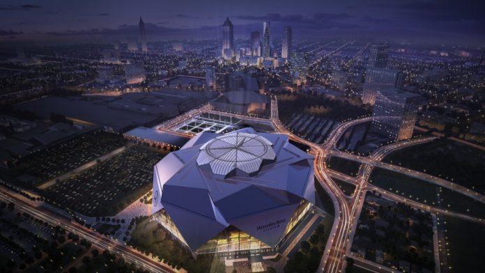 It S Atlanta Super Bowl Will Come To New Falcons Stadium In 2019
