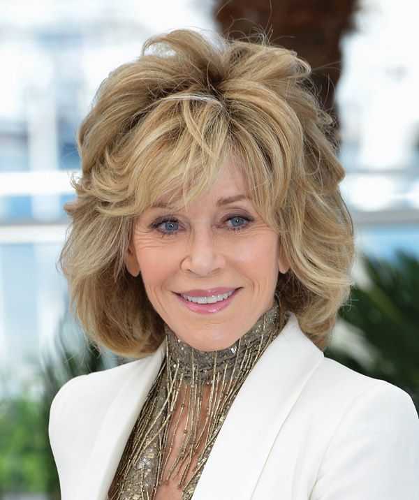 Q&A: Jane Fonda on GCAPP, Grace and Frankie, and her
