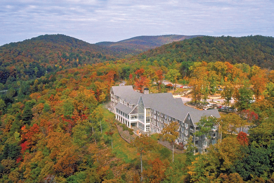 The Lodge at Amicalola Falls