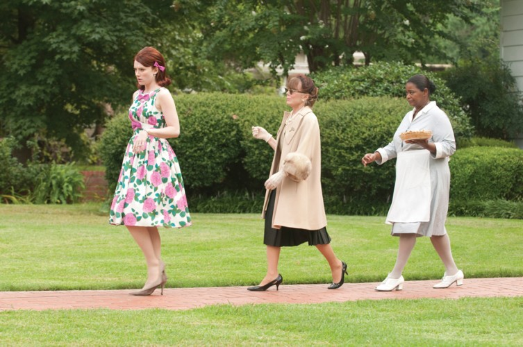 In The Help, Spacek played Mrs. Walters opposite Bryce Dallas Howard and Octavia Spencer.