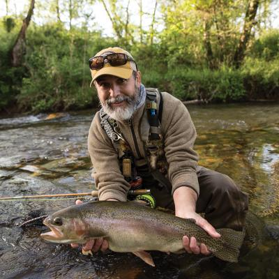 Bill Oyster of Oyster Fine Bamboo Fly Rods