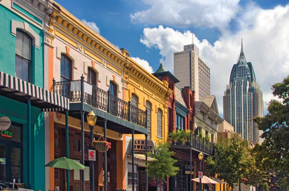 Explore The Historic Neighborhoods Of Mobile Alabama