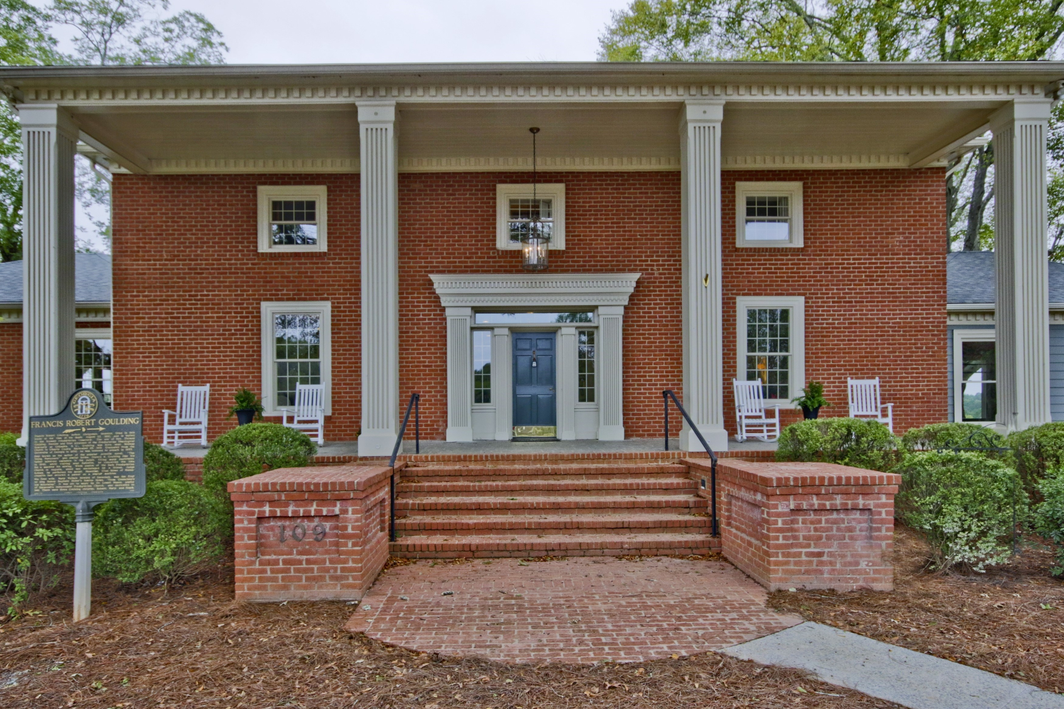 House Envy: Historic Roswell home anchors new community off Canton ...