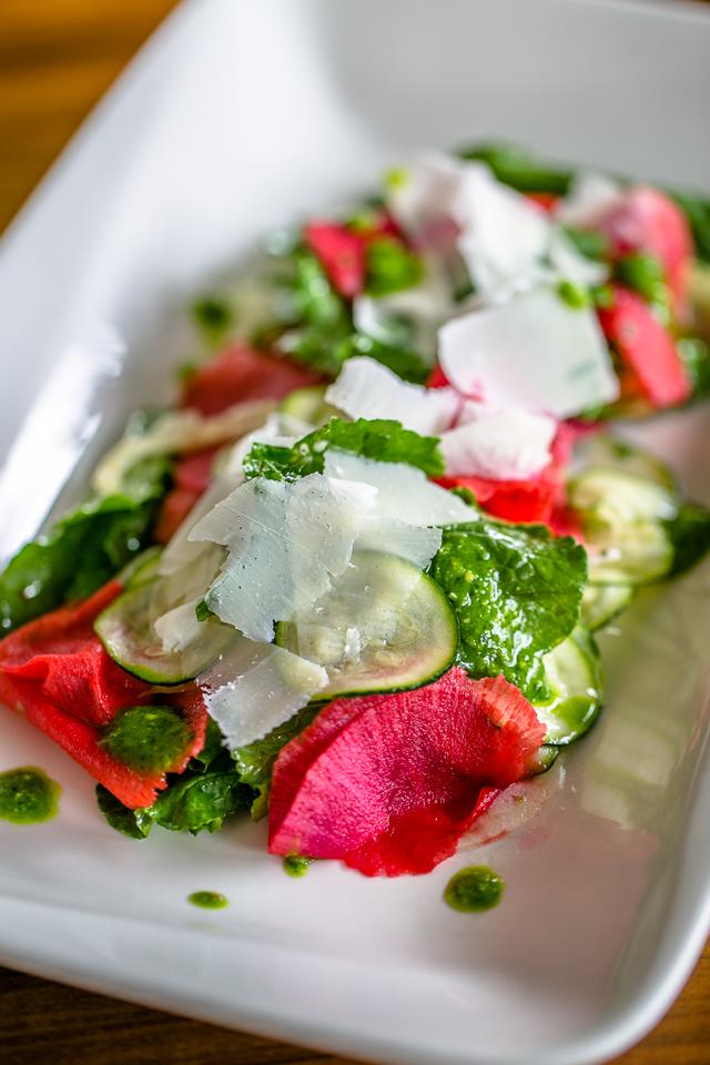 Chef Jamie Adams's Insalata Cruda