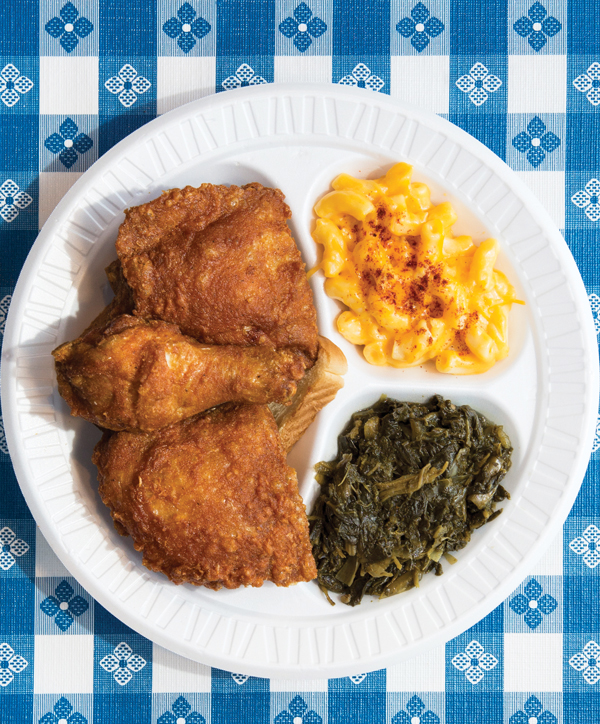 Gus's Would Famous Fried Chicken