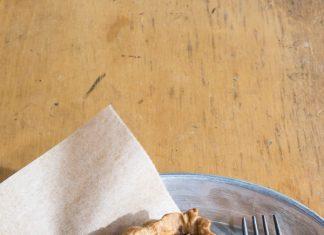 Sarah O'Brien pecan pie