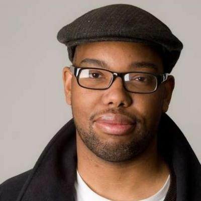Ta-Nehisi Coates spoke at the Carter Center on Oct. 20.