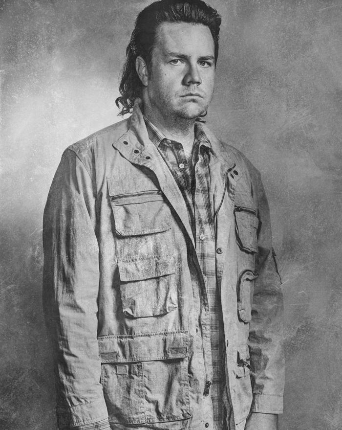 The Walking Dead Josh McDermitt
