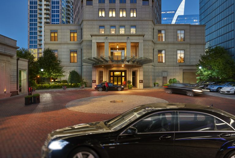 Spotlight on Atlanta's Mandarin Oriental