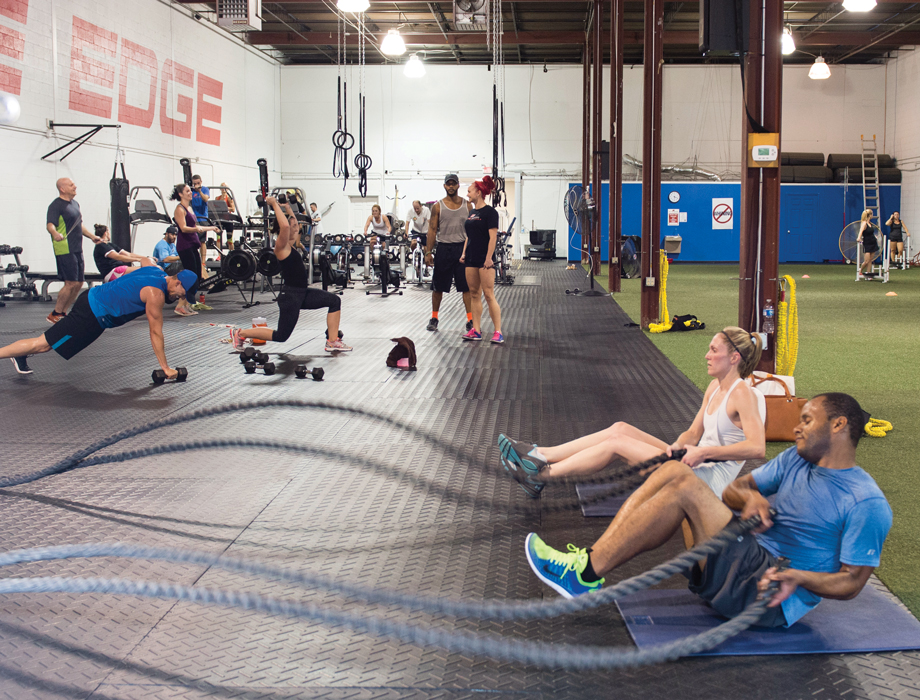 Elite Edge Fitness Center