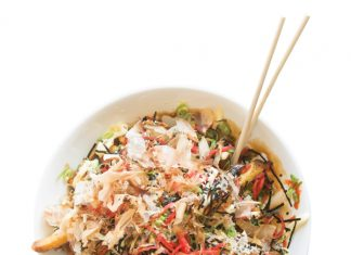 Okonomiyaki at Illegal Food