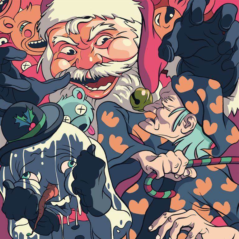 New Dad's Garage Christmas show presents a twisted take on holiday classics
