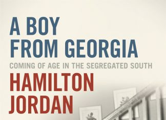 Hamilton Jordan Boy from Georgia