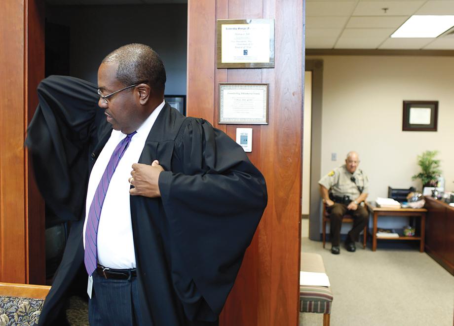 Judge Horace J Johnson Jr.