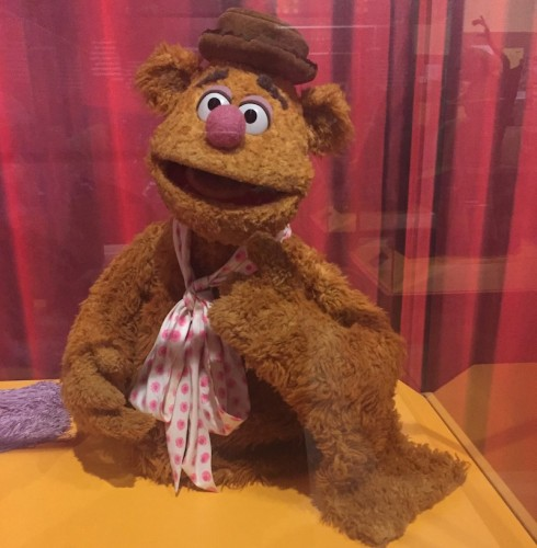 Worlds of Puppetry Fozzie Bear