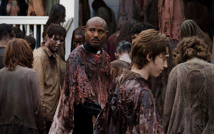 The Walking Dead Gabriel