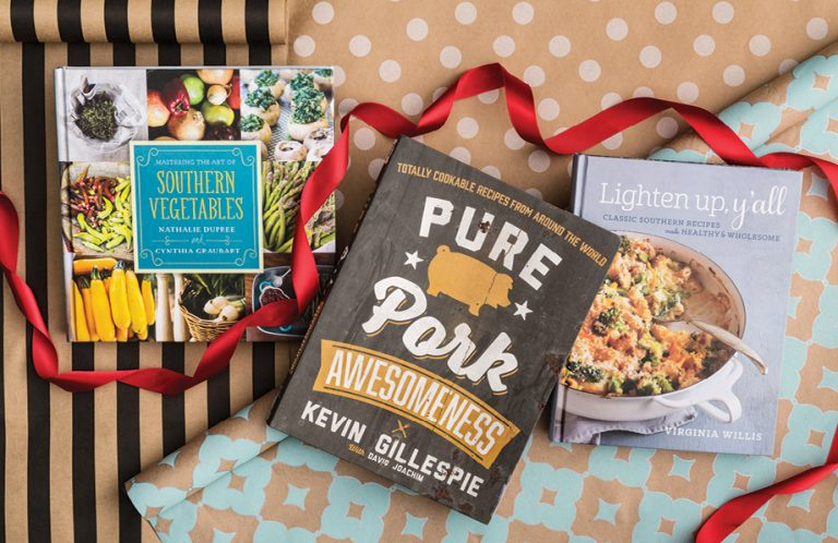 Holiday gift idea: 3 cookbooks from Georgia chefs