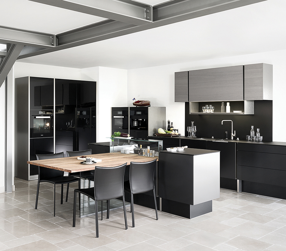 Poggenpohl Uses Porsche Technology In Its Kitchen Design