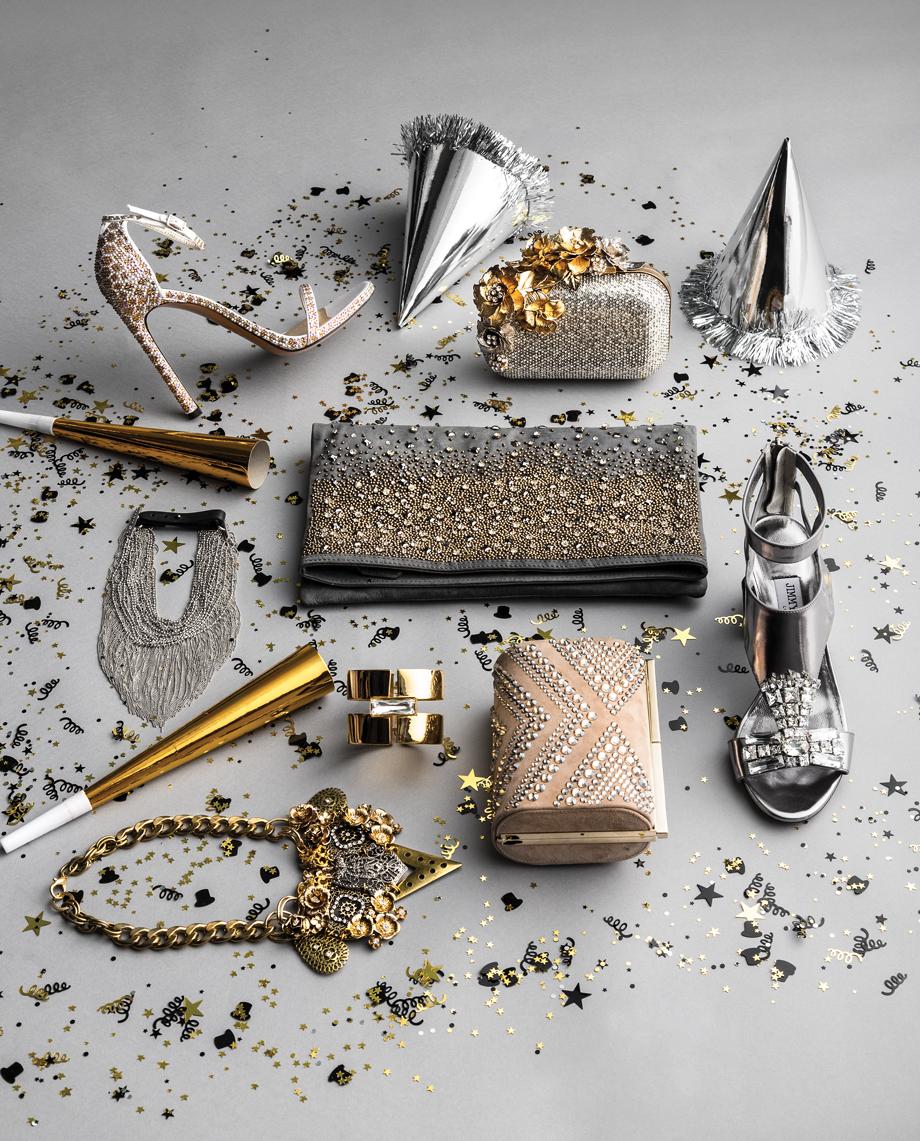 shiny accessories